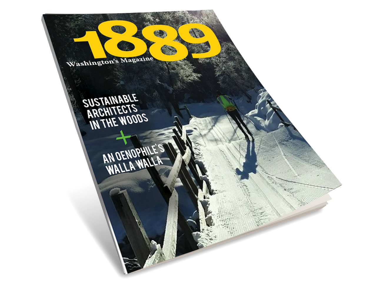 1889 Washington's Magazine